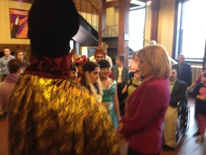 Lt. Governor Guadagno Recognizes Autism Awareness Month in Visit to Paper Mill Playhouse, photo 4