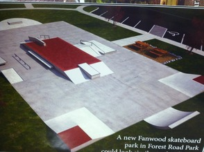 Fanwood's Proposed New Skate Park Still Raising Concerns, photo 1