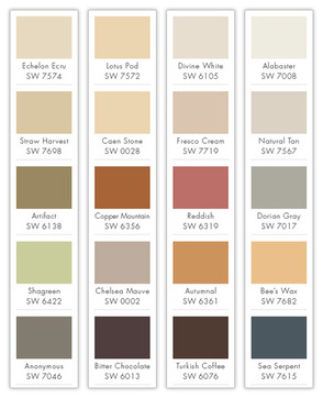 CertaPro Color Palettes Will Help You Choose the Perfect Colors for Your Home