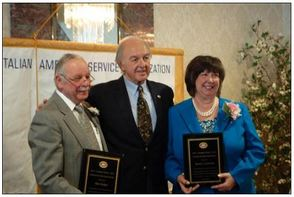 Karpas and Ackermann Named UNICO's Citizens of the Year