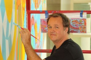 Madison Artist Featured in Gallery Banner Art Project, photo 1