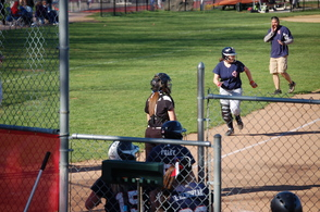 Gov. Livingston Softball Victorious Over Unbeaten Metuchen, 7-5, photo 4