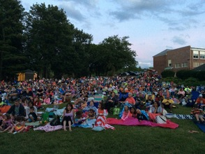 First Summer Outdoor Movie