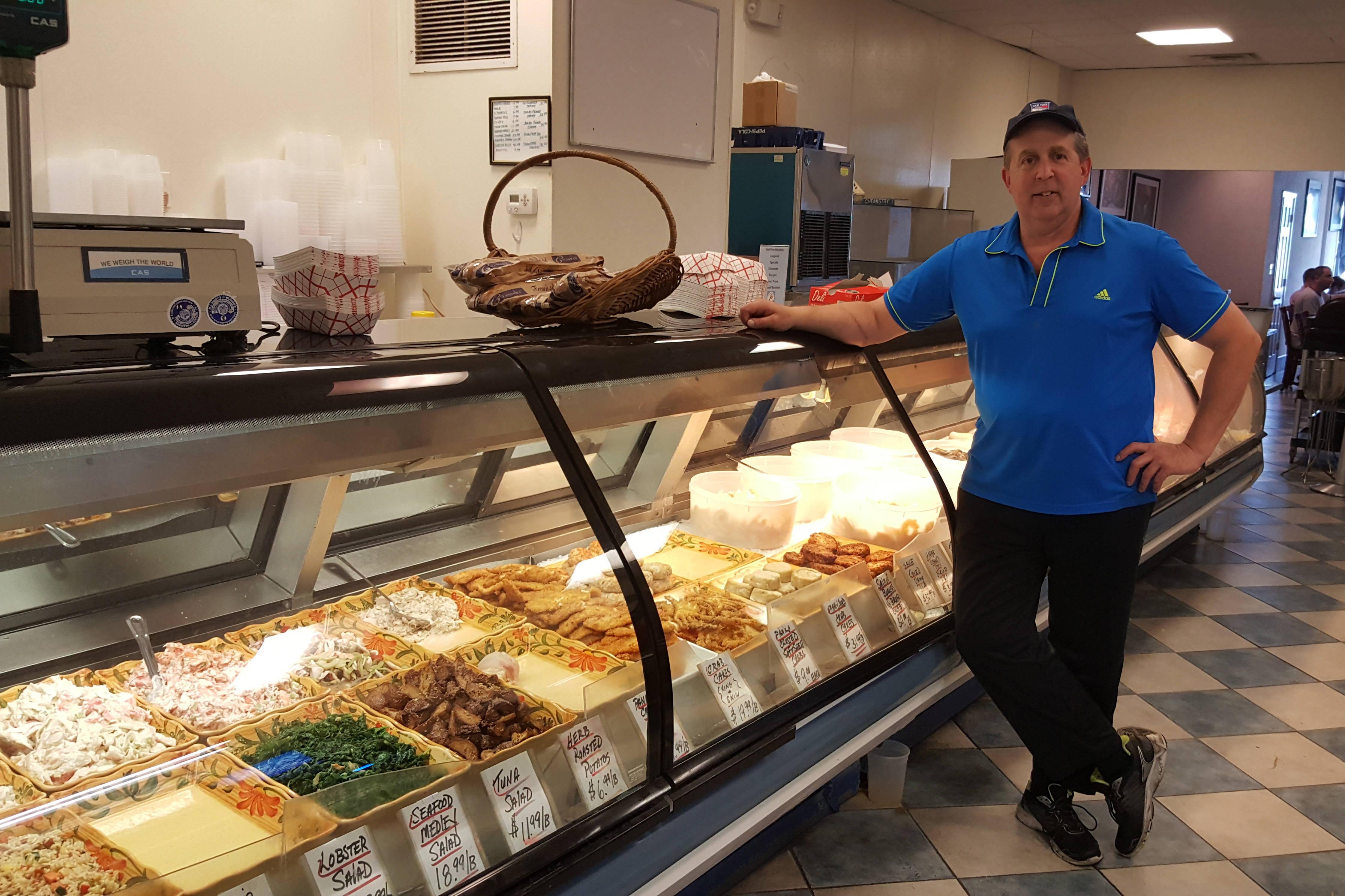 Caldwell Seafood Market Cafe Caldwell Nj