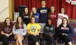 High School Aides at F.M. Kirby Children's Center Head to College, photo 1