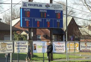 Opening Day Scoreboard