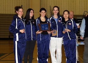 Gov. Livingston Fencers Ace District Tournament, photo 6