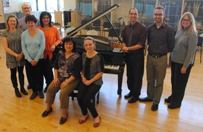 Sparta Music Boosters, Sparta Education Foundation and Sparta High School music teachers