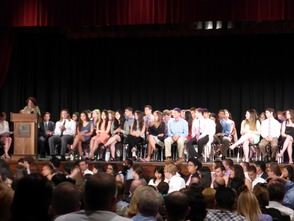 Senior Scholarship Awards
