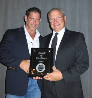 Geiss Custom Builders Receives Award of Excellence