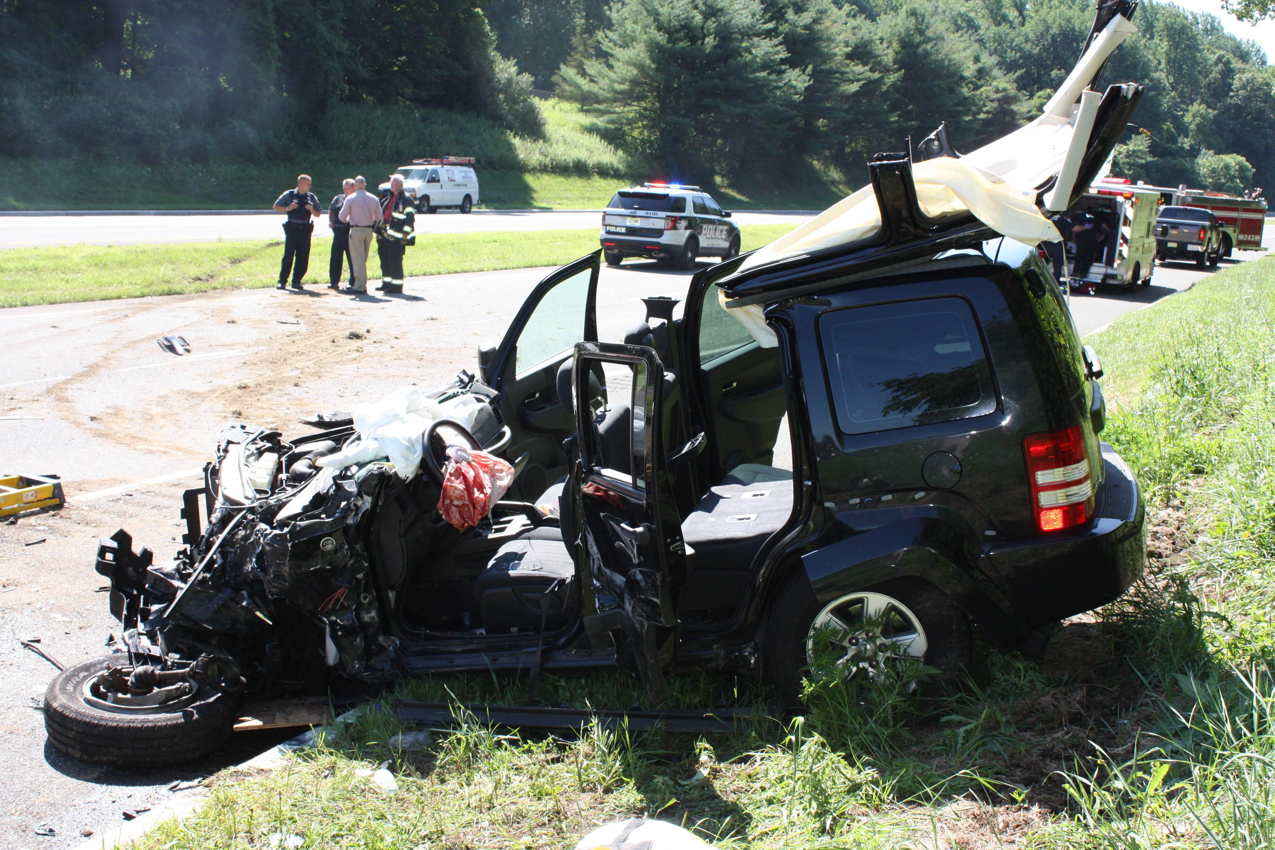 Car Accident Sparta Nj