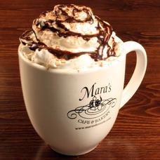Cappuccino anyone?