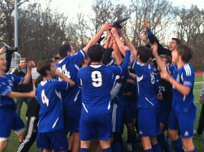 Millburn Boys Soccer Beat Watchung Hills, Captures Section Title , photo 1