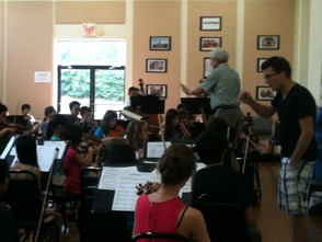 New Jersey Youth Symphony Orchestral Music Camp