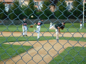 SPFBL 12U Raiders lose to Basking Ridge-Black in League Championship, 9-8, photo 2