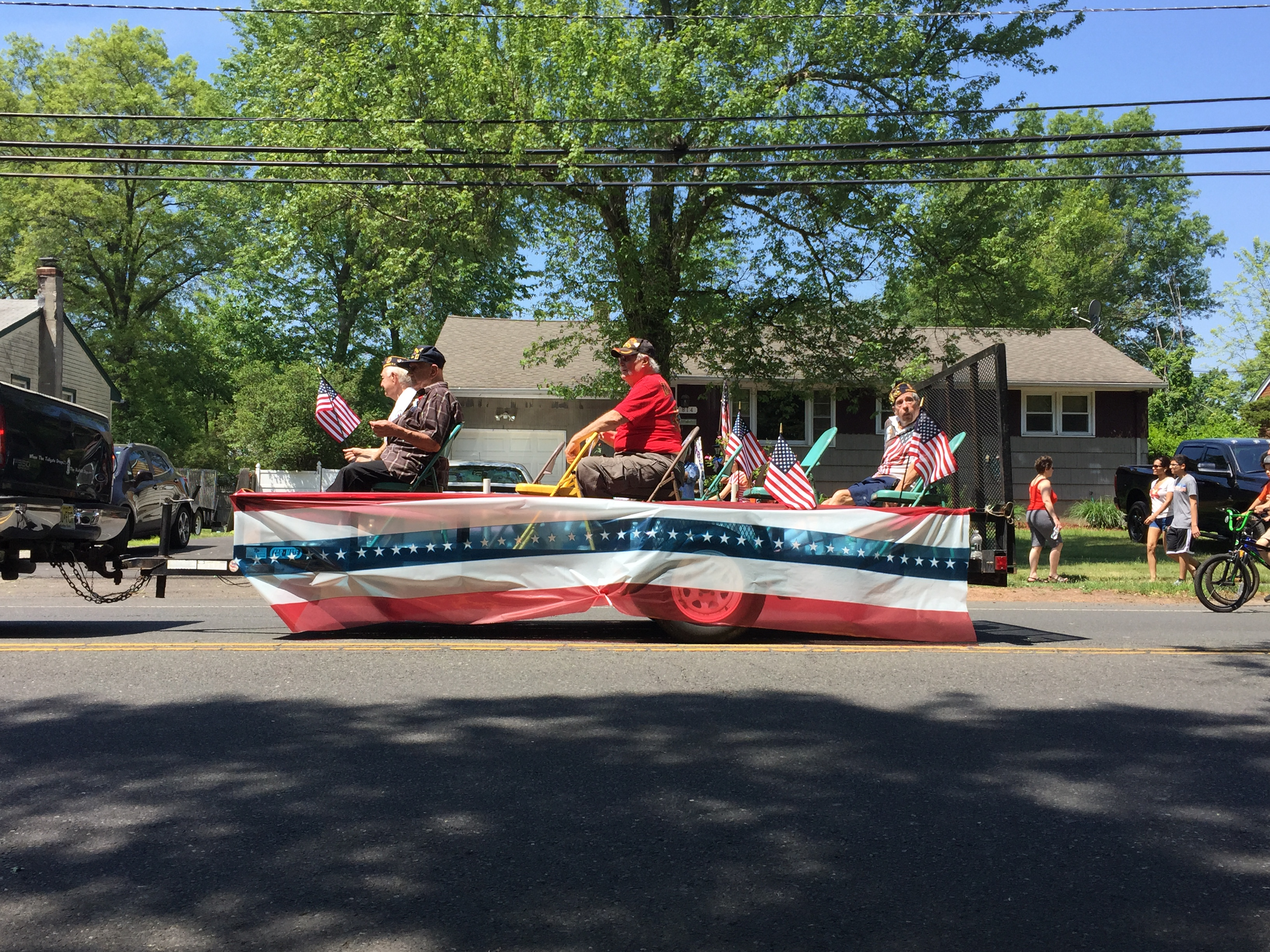Piscataway Township Memorial Day Services and Parade ...