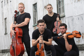 Well-Strung quartet