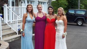 South Plainfield High School Seniors Step-out in Style for Prom, photo 2