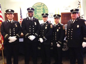 WOFD Firefighter Promotion
