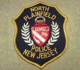 North Plainfield NJ Police Patch