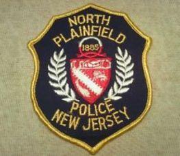 North Plainfield NJ Police Patch
