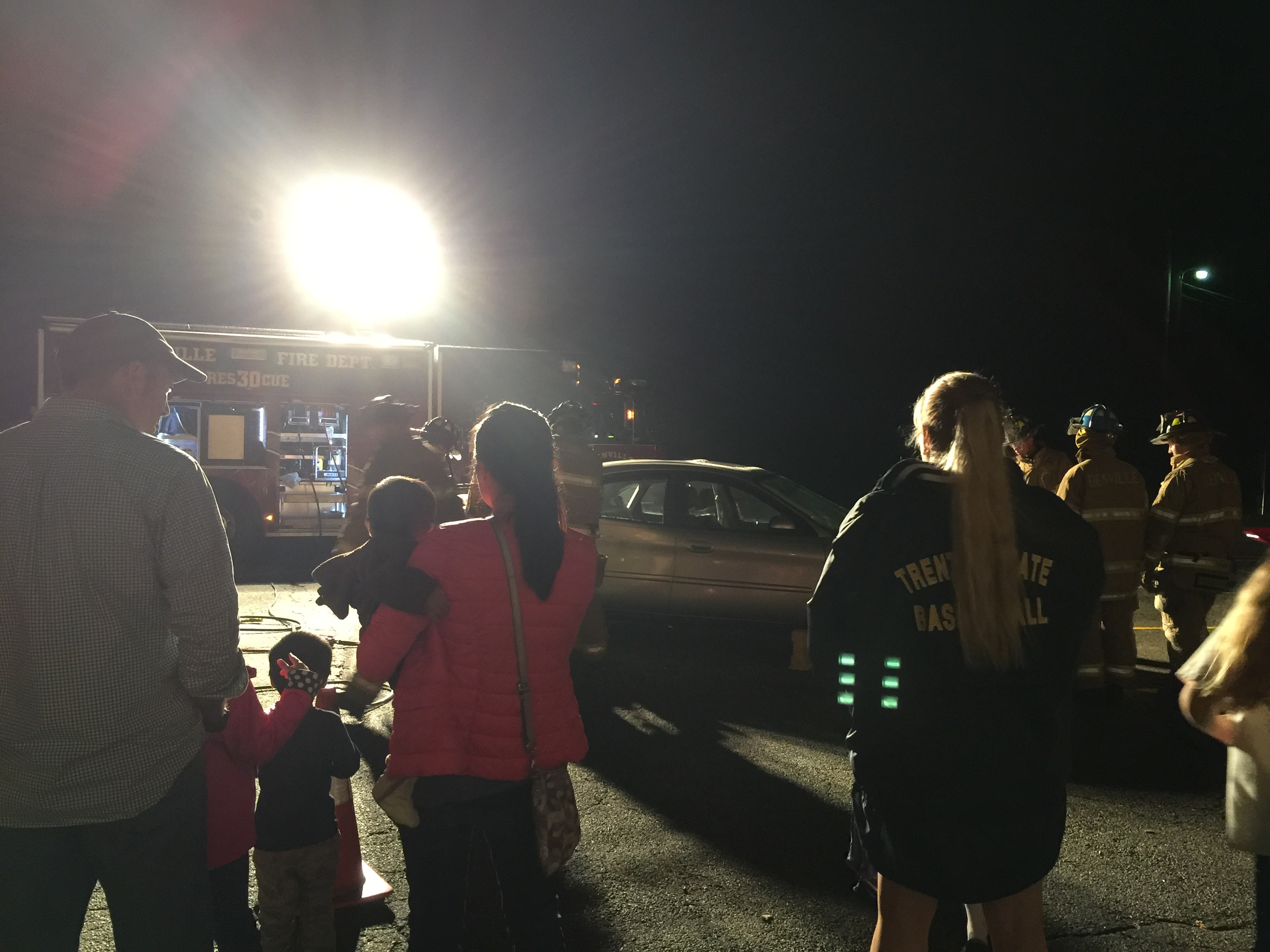 denville fire department ends fire prevention week 2015 with open