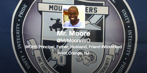 Mr. Moore Joins Twitter