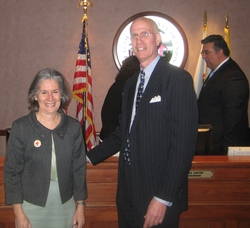 Union County Freeholders Celebrate Red Cross Month, photo 1
