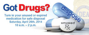 Police Departments Across Essex County to Participate in Take Back Drugs Day, photo 1