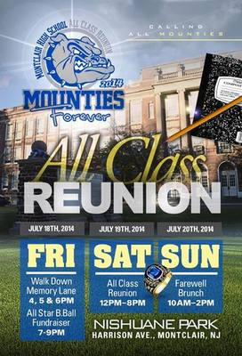 Montclair H.S. All Class Reunion Less Than a Week Away, photo 5