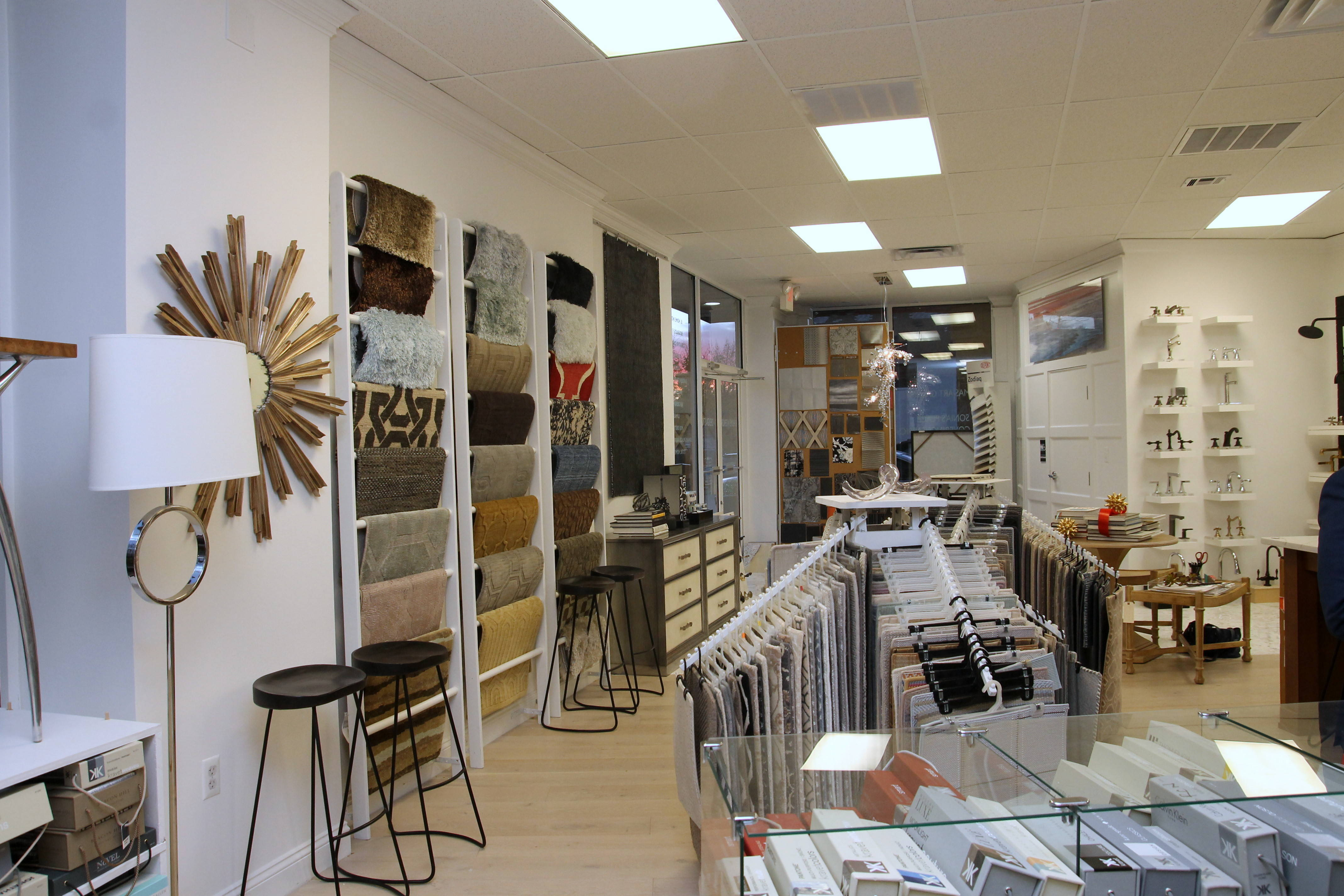 Home Interior Design Store Hosts Celebratory Ribbon Cutting in ...