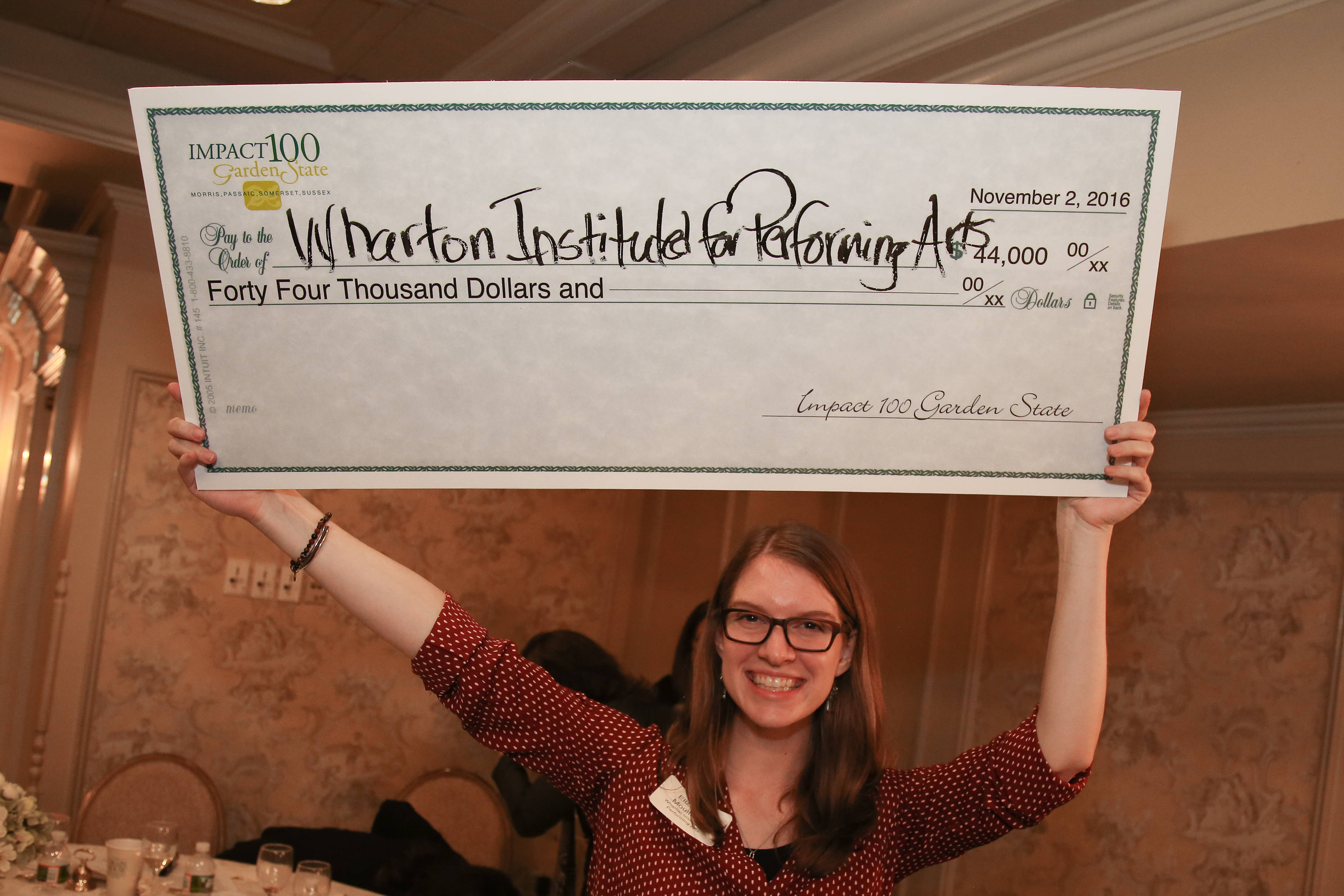 Wharton Institute for the Performing Arts Receives $44,000 Grant from Local NJ Women for Paterson Music Project
