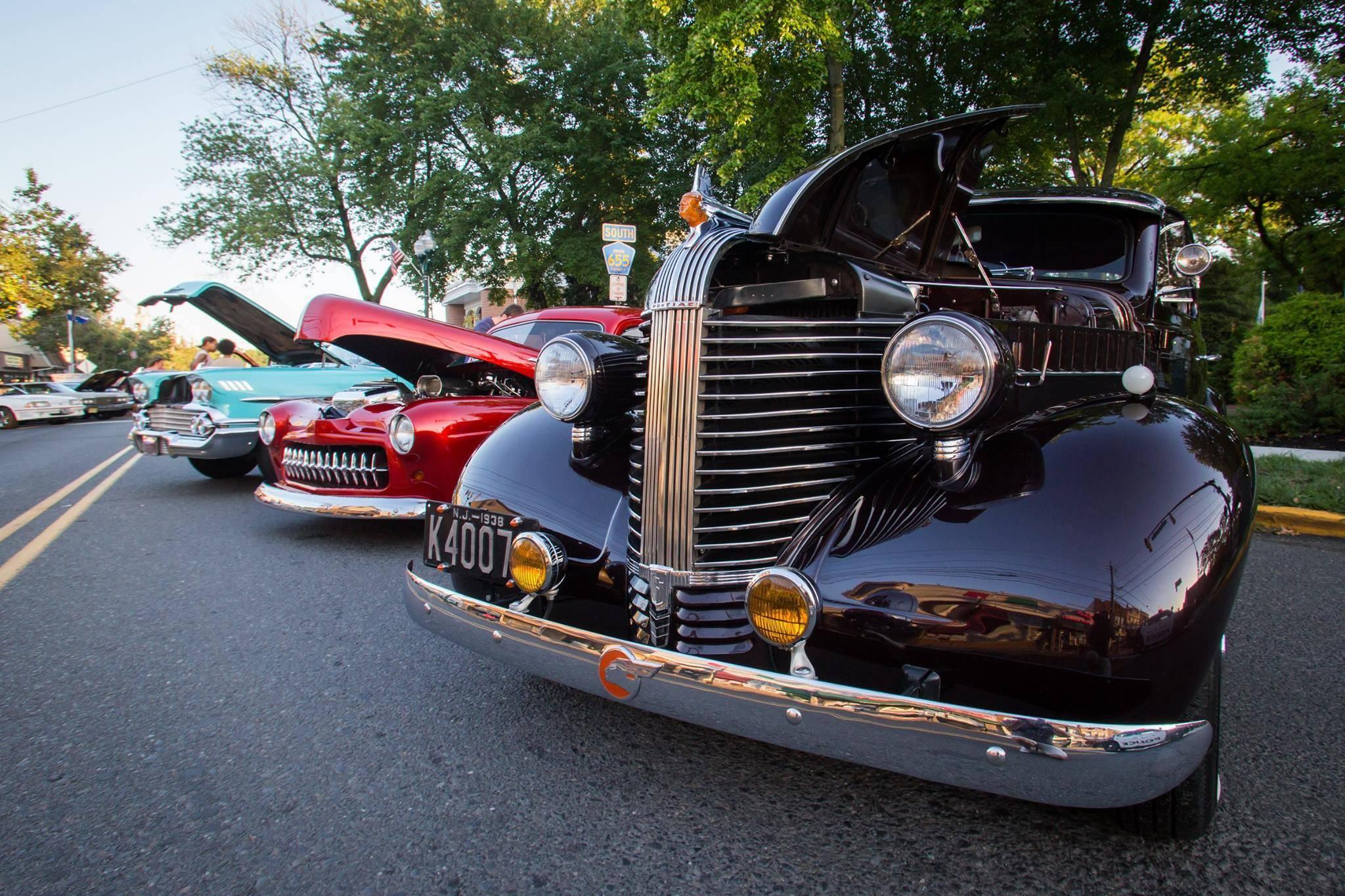 Scotch Plains Cruisin\' Car Show Features Live Concert by Memphis ...