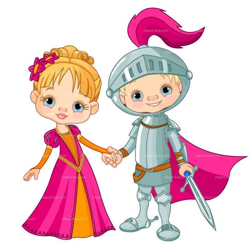 Ritter Und Prinzessin