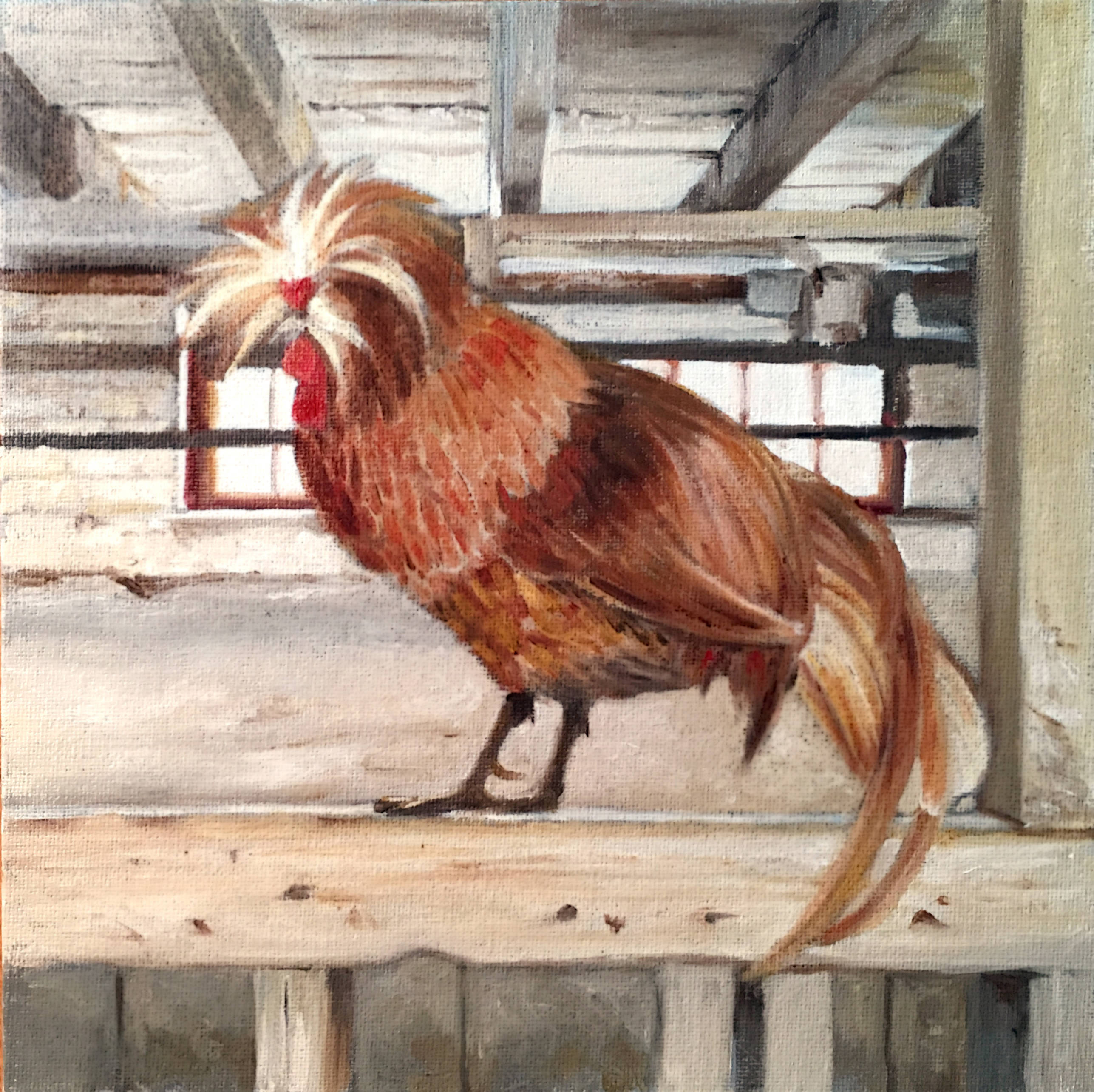 Somers' Lorenze Creates Personal Connections in Muscoot Farm Exhibit