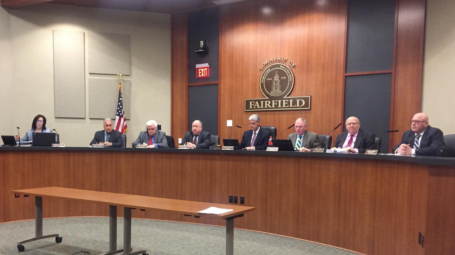 Fairfield Township Council Announces Promotion of Fairfield