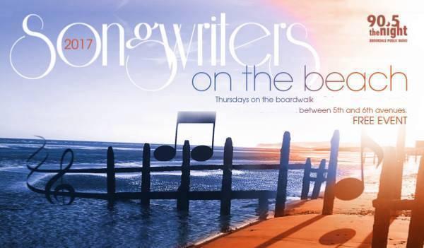 Songwriters On The Beach Belmar