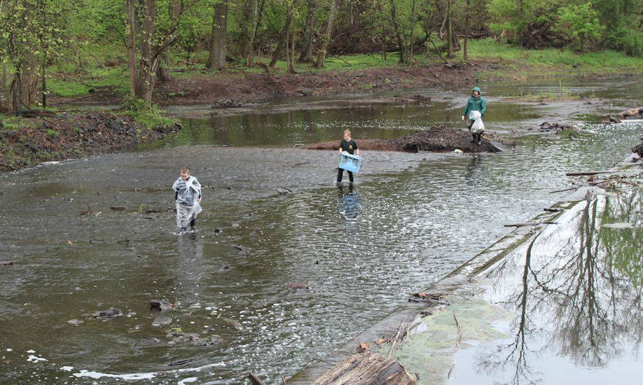 Kenilworth fishermen look to local lakes and rivers for for Trout fishing nj