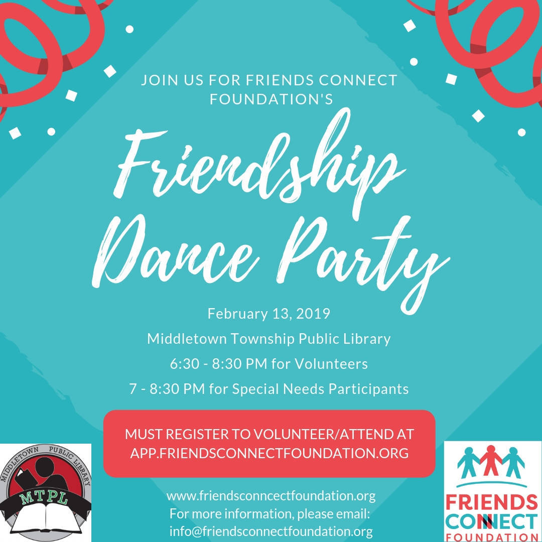 friends connect foundation friendship dance party | TAPinto