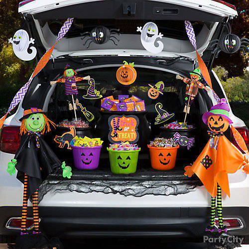 Trunk Or Treat In Downtown Scotch Plains Tapinto