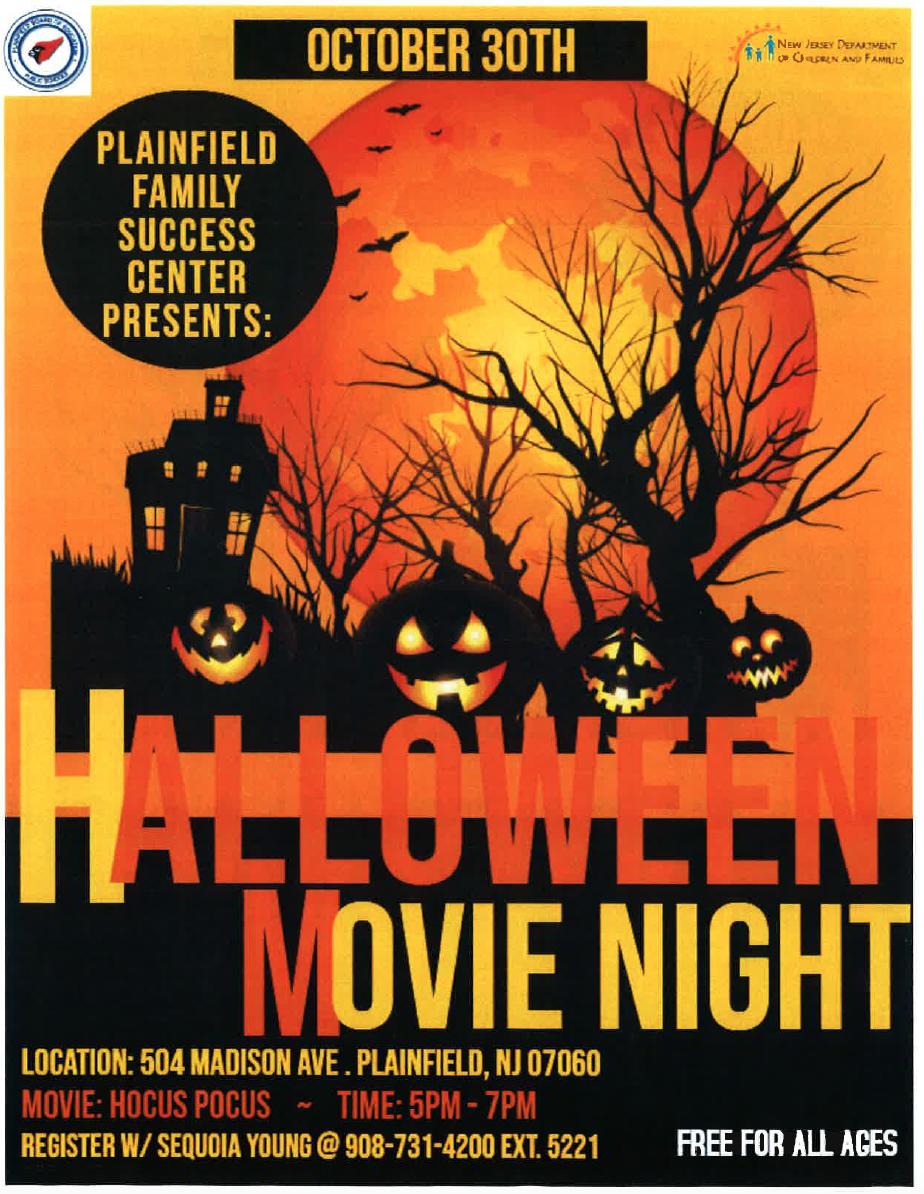 Halloween Movie Night - TAPinto