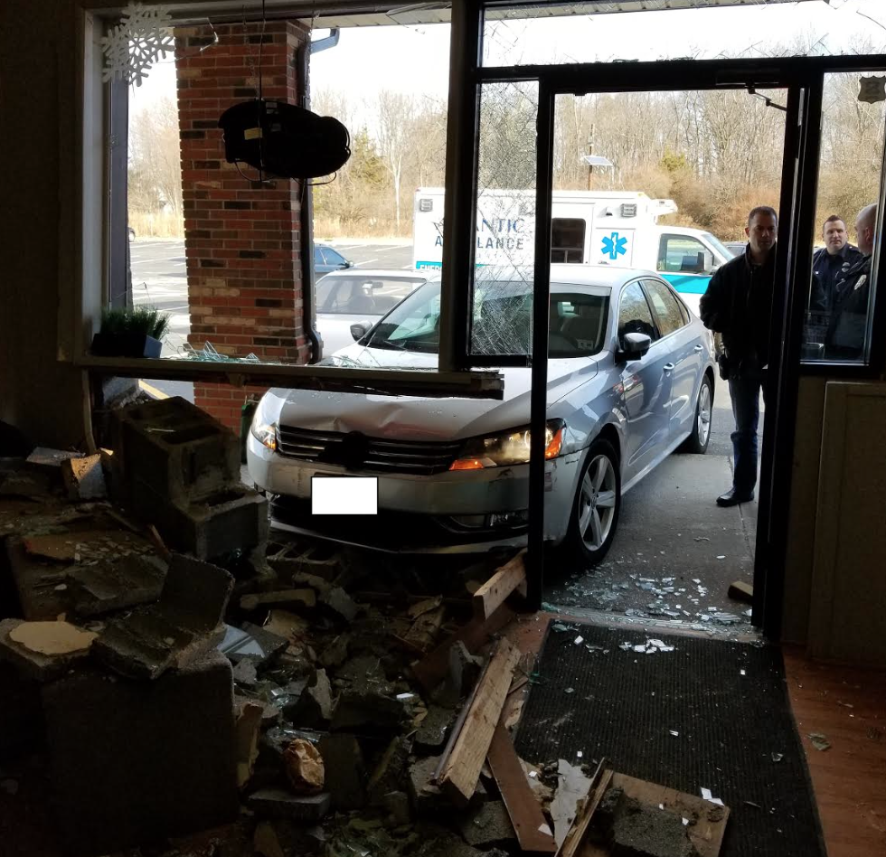 Woman Hurt When Car Slams Into Hair Salon In Fairfield