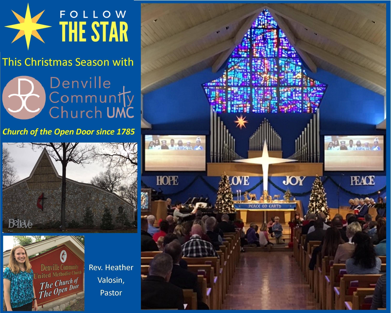 Advent & Christmas Eve Services Denville munity Church