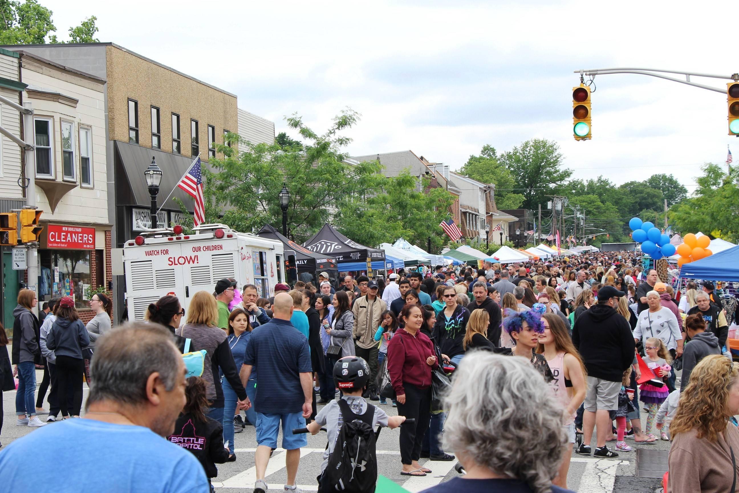Hasbrouck Heights Street Fair 2019 | TAPinto