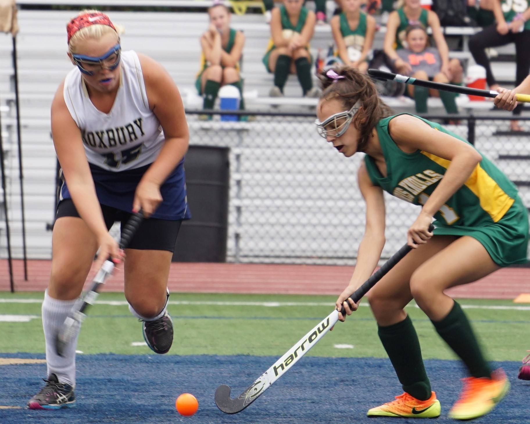 Nice Wins For Roxbury Volleyball, Field Hockey