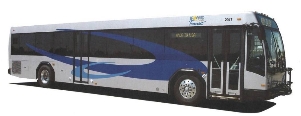 Broward County Transit To Roll Out Buses With Wi Fi On