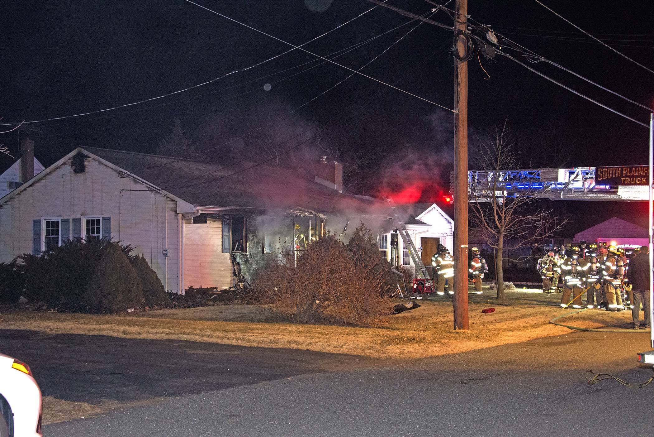 Couple injured in east hendricks house fire south for Hendricks house