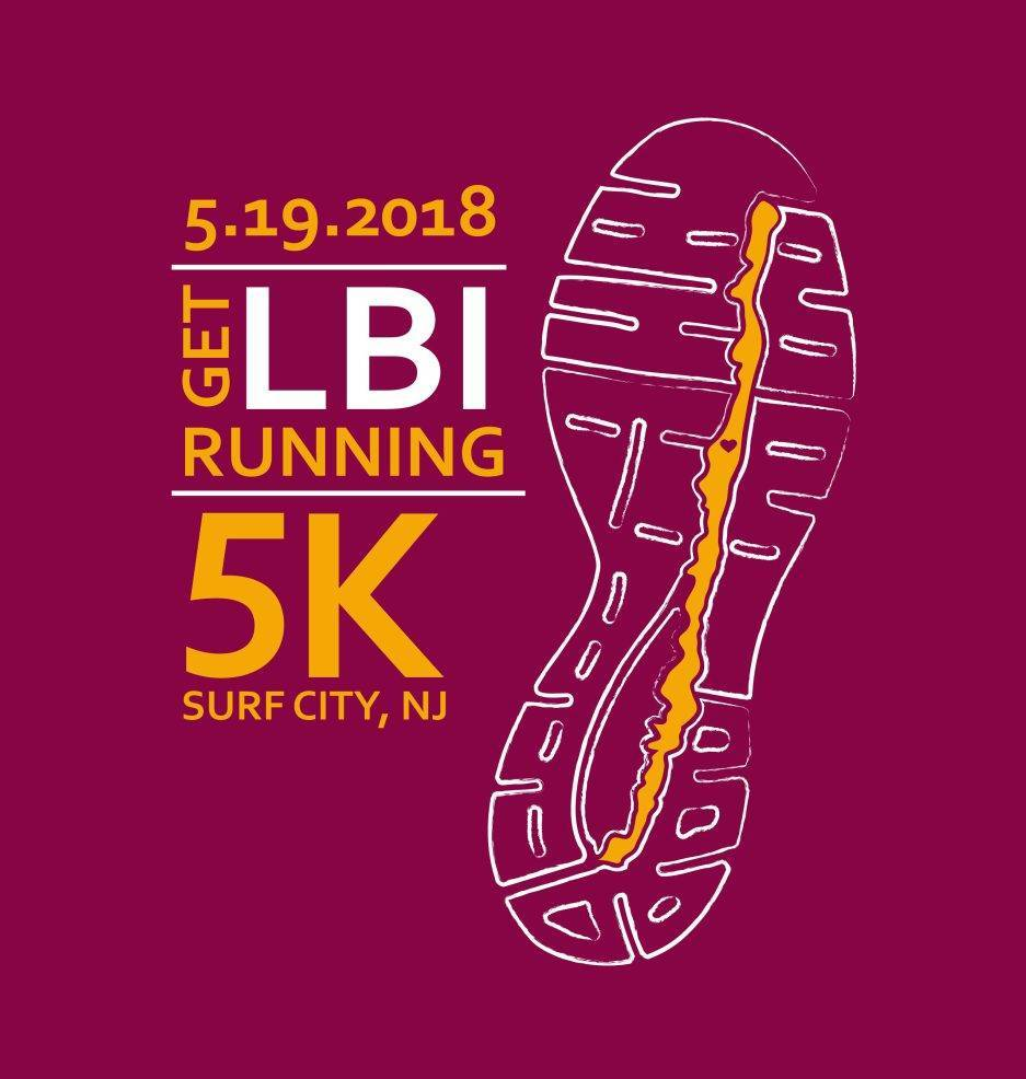Lbi Nj: Sixth Annual Get LBI Running 5K Releases 2018 Race Date