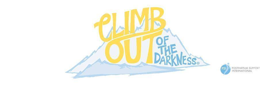 Climb Out of the Darkness Walk to Support Postpartum Support Int'l - TAPinto