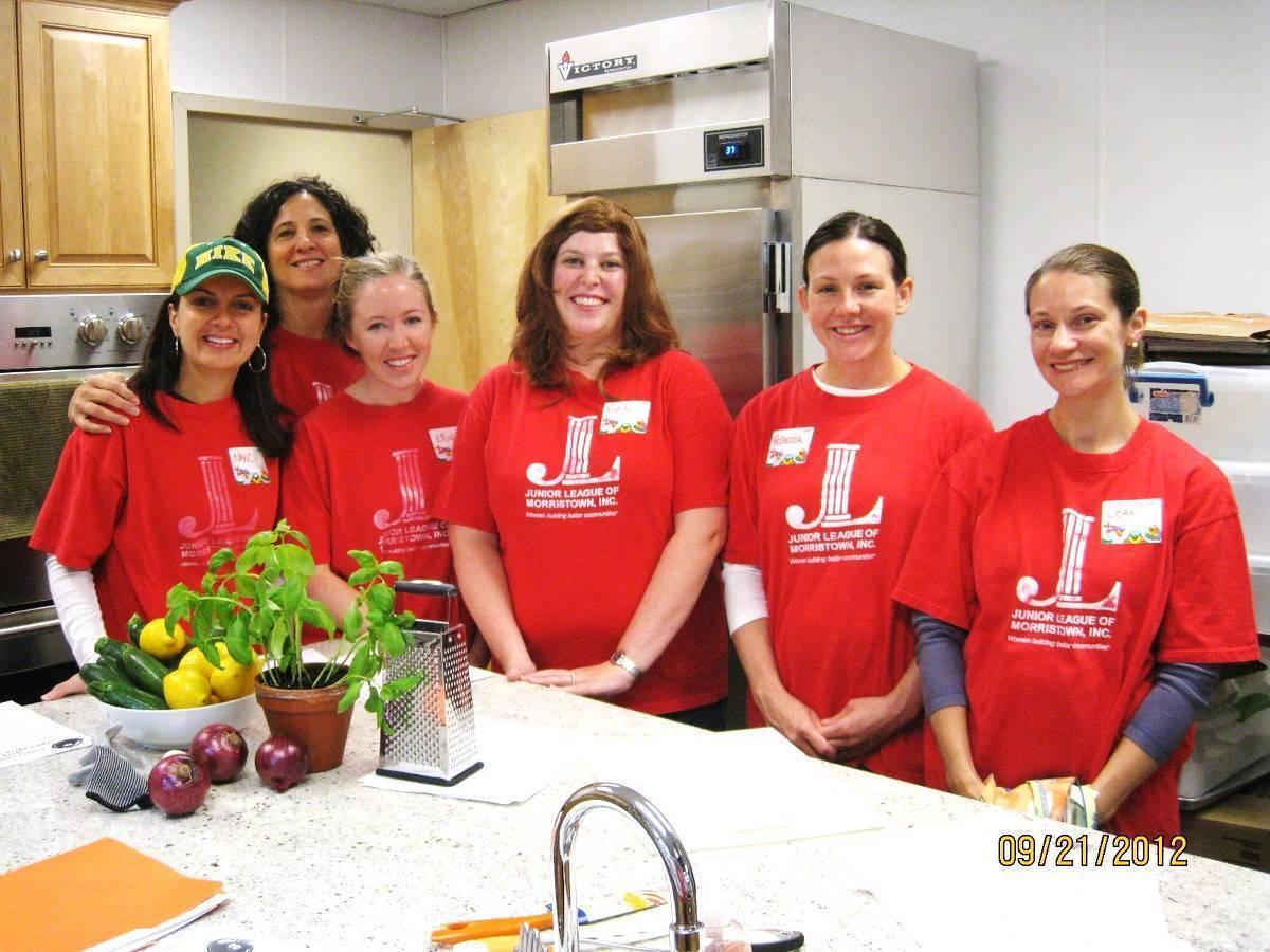 local morristown food pantry dishes out awards at annual